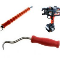 Особенности и виды крючков для вязания арматуры