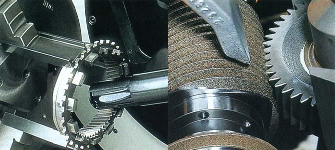 шевингование зубчатых колес