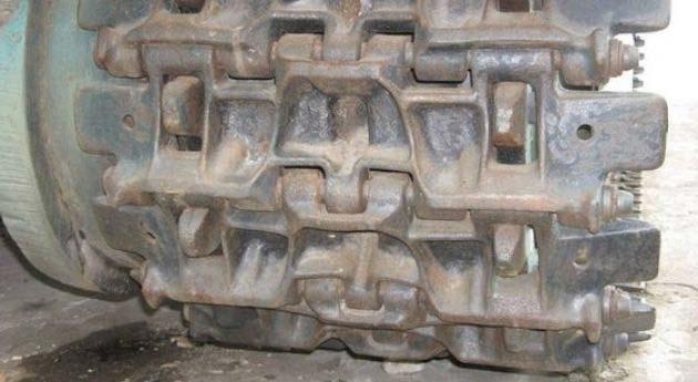 сталь для траков