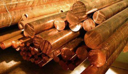 8 сплавов для производства бронзовых прутков