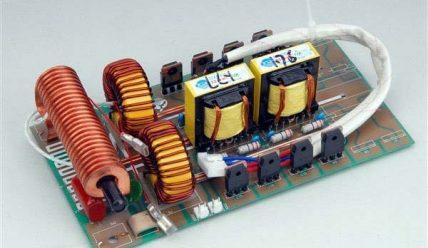 Принцип работы сварочного осциллятора