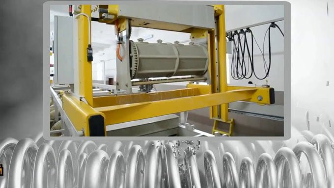 оборудование для термодиффузионного цинкования