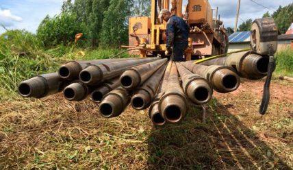 Виды и применение обсадных труб