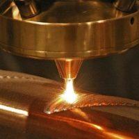 Защита металла лазерной наплавкой