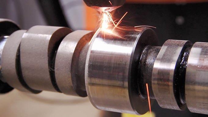 импульсная наплавка металла