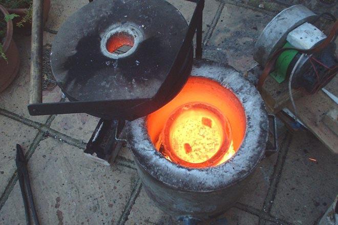 этапы бронзового литья