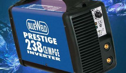 Сварочные аппараты Blueweld Prestige – надежность и качество шва