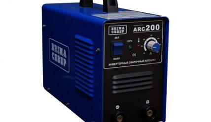 Обзор и эксплуатация сварочных аппаратов Brima ARC 200