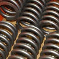 Основные марки и закалка рессорно-пружинной стали
