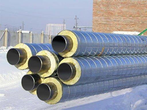 теплоизоляция паровых труб