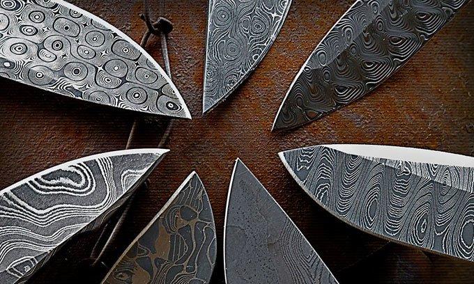 технология изготовления дамасской стали