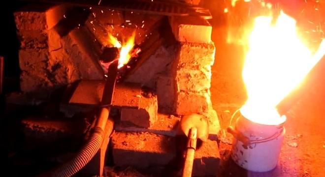 закалка металла в домашних условиях