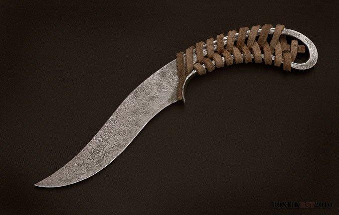 подшипниковая сталь для ножа