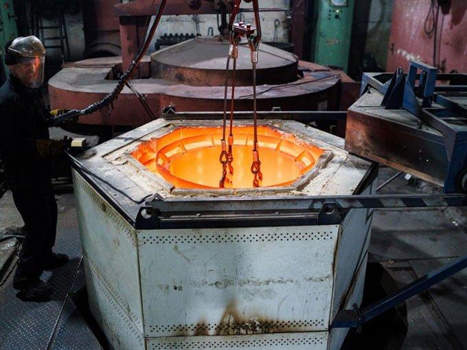газовая цементация