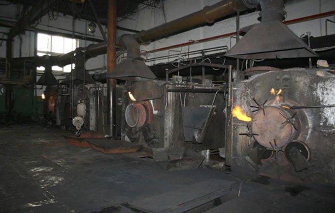 цементация в газовой среде