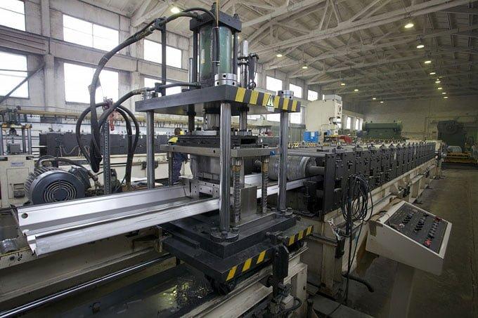 производство гнутого швеллера