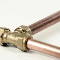 4 вида фитингов для соединения медных труб