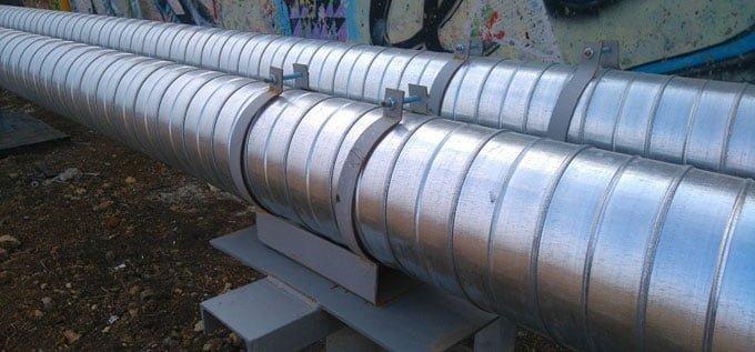 скользящие опоры для трубопроводов