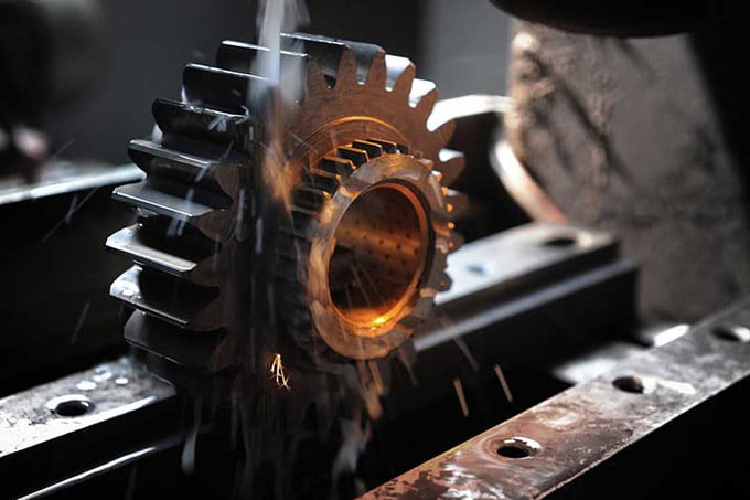 резка металла ионным потоком