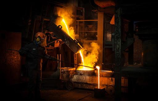 металлургический комбинат