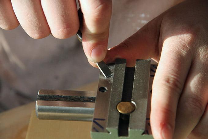 инструменты для шабрения
