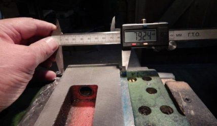 Финишная обработка металла — технология шабрения