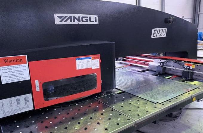обработка металлов штамповкой