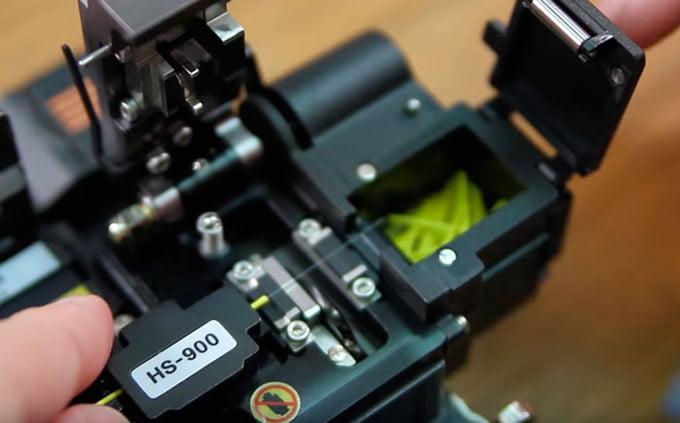 оптический кабель прокладка