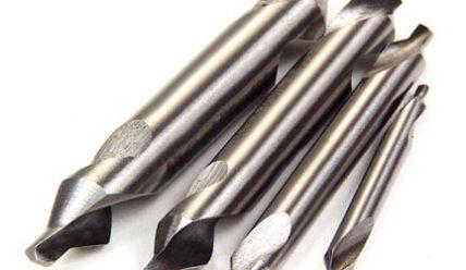 Основные разновидности центровочных сверл